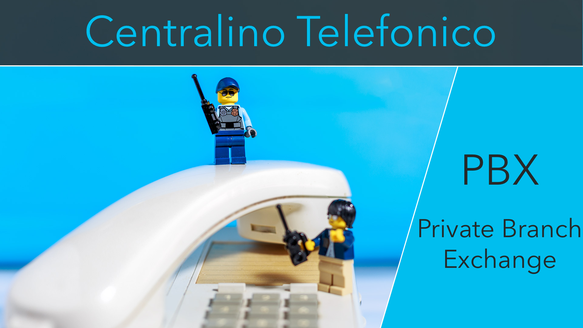 centralino telefonico o Private Branch Exchange